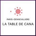 Uddami partner - La Table de Cana